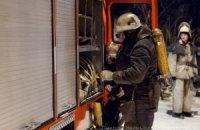 В Ривненской области 240 студентов оказались на улице из-за пожара в общежитии