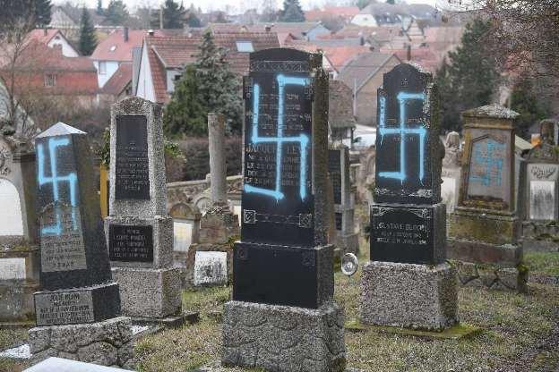 Єврейське кладовище біля Страсбурга