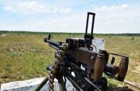 На Донбасі окупанти поранили військового ЗСУ