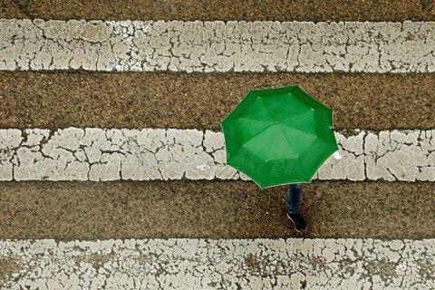 В пятницу в Киеве днем небольшой дождь, +10…+12