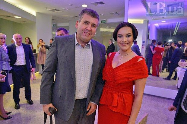 Александр Радченко и Соня Кошкина