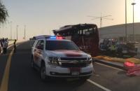 15 людей загинули в ДТП з туристичним автобусом у Дубаї