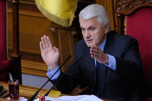 Литвин предлагает отменить постановление Рады о времени