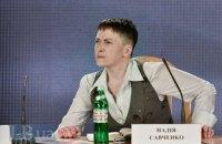Савченко готова стать президентом Украины