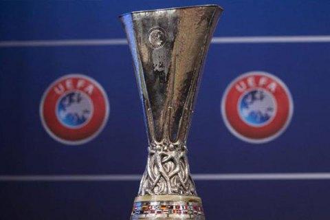 Украина сохраняет 9 место втаблице коэффициентов УЕФА