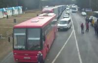 На українсько-білоруському кордоні вийшла з ладу база даних митної служби, там довгі черги