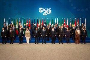 The Guardian повідомила про витік особистих даних лідерів G20