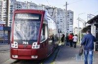 Кличко повідомив, що громадський транспорт перевозитиме не більш ніж 50% кількості пасажирів, на яку він розрахований