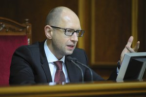Яценюк попросив у Заходу більше грошей і військової допомоги