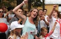 У білоруському Гродні місцева влада прийняла вимоги протестувальників