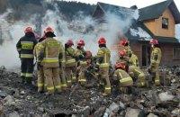 На гірськолижному курорті в Польщі через вибух газу загинули вісім осіб