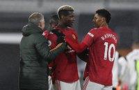 """Гол-красавец от Погба вернул """"Манчестер Юнайтед"""" на вершину Английской Премьер-лиги"""