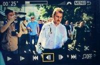 Самооборона Майдана напала на Попова