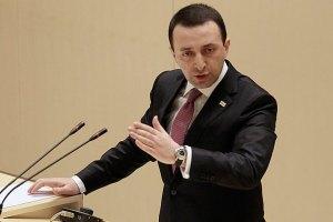 Грузинский премьер: Саакашвили - враг Грузии