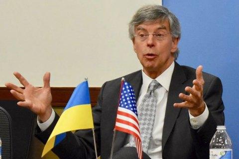 В МИД приветствовали назначение Тейлора временным поверенным в делах США в Украине
