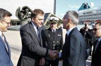Украина хотела бы стать членом группы НАТО в Черном море, - министр обороны