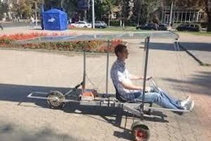 Дніпропетровські студенти створили авто, що працює на сонячній енергії