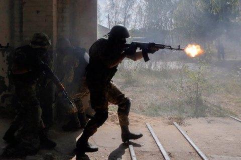 Бойцы АТО устранили 2 изадержали 4 деверсантов