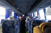 Автобус з білорусами хотів потрапити до України з підробленими результатами тестів на ковід