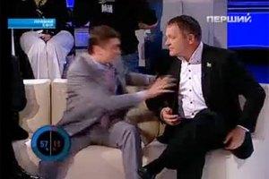 Кириленко та Колесніченко побилися у Шустера