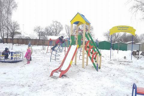 Нардеп Кодола пояснив причину вивезення дитячого майданчика з села в Чернігівській області