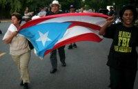 Жители Пуэрто-Рико проголосовали за вхождение в состав США