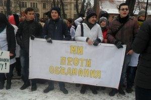 Решение об объединении двух львовских университетов отменят
