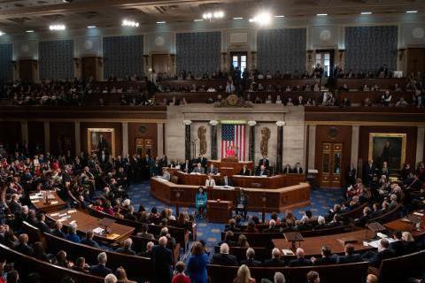 Палата представителей одобрила закон, запрещающий США признавать Крым российским