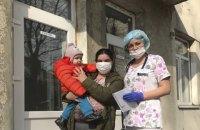 За добу в Україні зафіксували 8 003 нових випадків ковіду