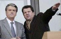 Представитель Ющенко отдался Януковичу
