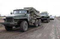 ОБСЄ не знайшла частини озброєння бойовиків у місцях відведення