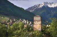 На северо-западе Грузии произошло четвертое за последние дни землетрясение