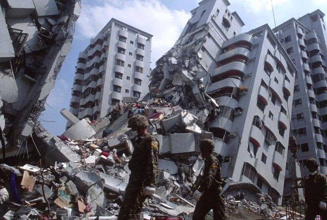 Трах землетрисение порно видео