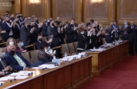 Новообраний парламент Болгарії під бурхливі оплески відправив у відставку уряд Бойко Борисова