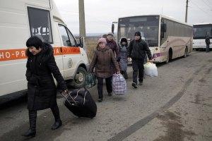 Із Криму та Донбасу виїхали 777 тис. осіб, - ДСНС