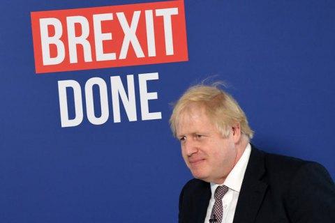 Нарешті Brexit: підсумки британських виборів