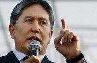Отунбаева сложила с себя полномочия главы Киргизстана
