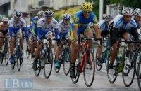 В Киеве состоялась международная велогонка ко Дню Киева