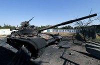 Боевики возобновили обстрелы позиций возле Мариуполя