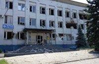 При обстрілі Мар'їнки поранено 2 мирних жителів