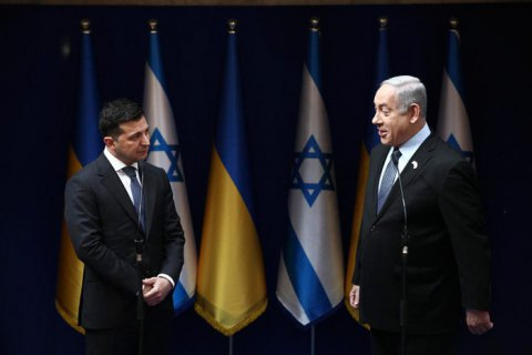 Зеленський розповів Нетаньяху історію Голокосту (Шоа) своєї родини