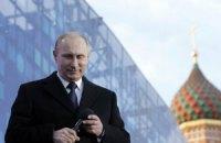 Путін заявив про політичний характер убивства Бузини