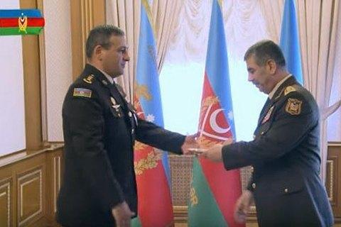 """В Баку повідомили про загибель генерала """"в боях із Вірменією"""""""