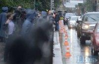 Завтра киевлянам обещают сильный дождь