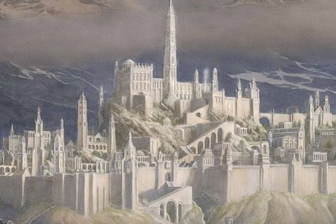 Готовится кпубликации новая книжка Джона Р. Р. Толкина