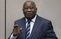 Бельгия примет оправданного гаагским судом экс-президента Кот-д'Ивуара