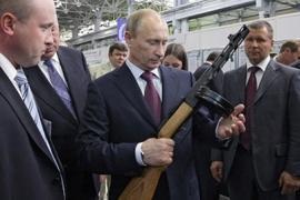 Путин: победа в ВОВ - заслуга России