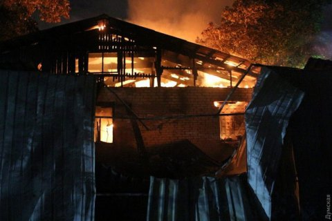В Одессе умер еще один пострадавший при пожаре в центре психического здоровья