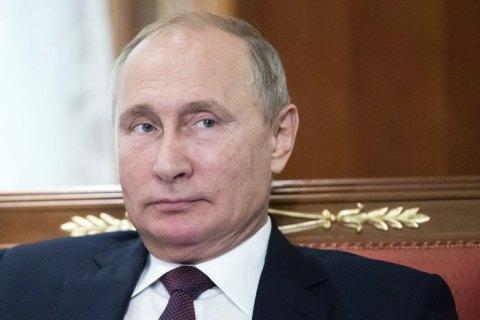 """Путин """"еще не решил"""", пойдет ли на президентские выборы в 2024 году"""