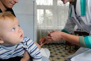Минздрав: вакцин для прививок детей нет